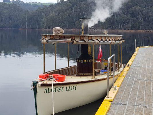 August Lady – Lake Barrington
